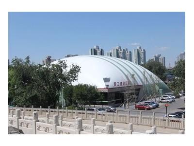 北京神运华丰膜结构新型充气膜工程建筑建材,欢迎来我司实地考察