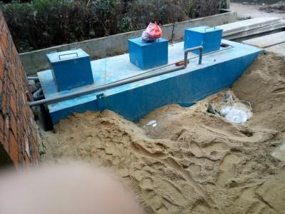 AO式_社区污水处理设备_成套配置-- 潍坊峻清环保水处理设备有限公司